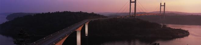 Tjörnbron vidvinkel